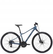 Велосипед Giant Liv Rove 4 DD (2021) Blue Ashes