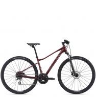 Велосипед Giant Liv Rove 3 DD Disc (2021) Red Wine