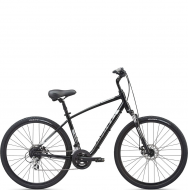 Велосипед Giant Cypress DX (2021) Metallic Black