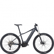 Электровелосипед Giant Fathom E+ 2 29 (2021) Gunmetal Black