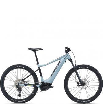 Электровелосипед Giant Fathom E+ 1 Pro 29 (2021) Dusty Blue