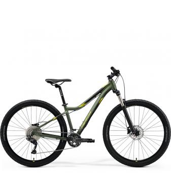 Велосипед Merida Matts 7.80 (2021) SilkGreen/Lime