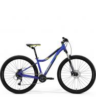 Велосипед Merida Matts 7.60 2x (2021) MattDarkBlue/Yellow