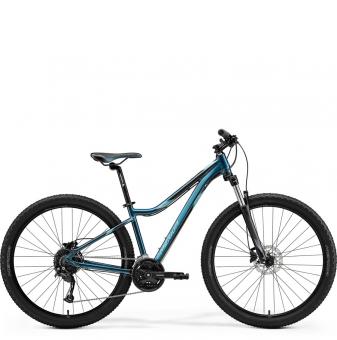 Велосипед Merida Matts 7.30 (2021) Blue/Teal