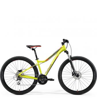Велосипед Merida Matts 7.20 (2021) Lime/Red