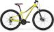 Велосипед Merida Matts 7.20 (2021) Lime/Red 1