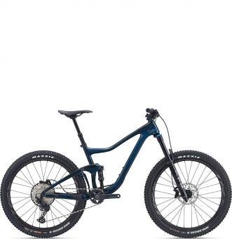 Велосипед Giant Trance Advanced (2021) Cosmos Navy/Black