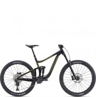 Велосипед Giant Reign 29 2 (2021) Black