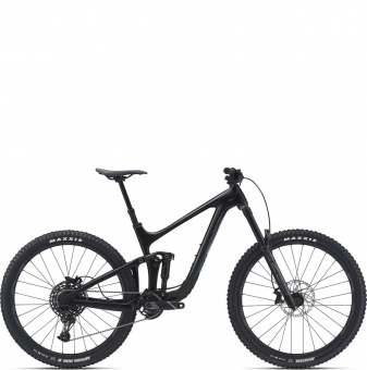Велосипед Giant Reign Advanced Pro 29 2 (2021) Carbon/Iris
