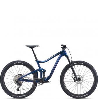 Велосипед Giant Trance Advanced Pro 29 2 (2021) Chameleon Neptune