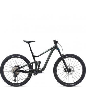 Велосипед Giant Trance X 29 2 (2021) Balsam Green/Black