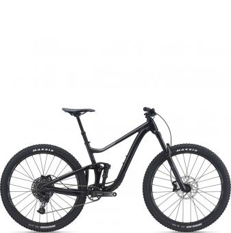 Велосипед Giant Trance X 29 3 (2021) Black/Black Chrome