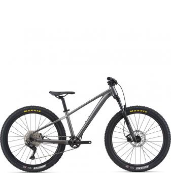 Велосипед Giant STP 26 (2021) Metallic Black