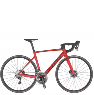 Велосипед Scott Addict RC 10 (2020) Red