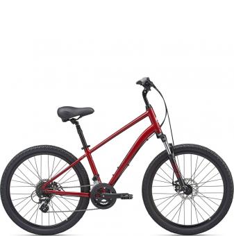 Велосипед Giant Sedona DX (2021) Burgundy