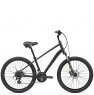 Велосипед Giant Sedona DX (2021) Metallic Black