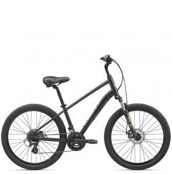 Велосипед Giant Sedona DX (2021) Metallic Black