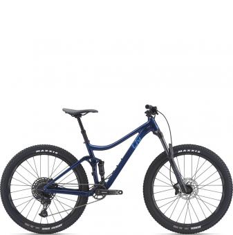Велосипед Giant Liv Embolden 1 (2021) Eclipse/Grayish Blue