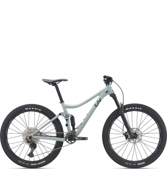 Велосипед Giant Liv Embolden 2 (2021) Slate Gray/Trekking Green