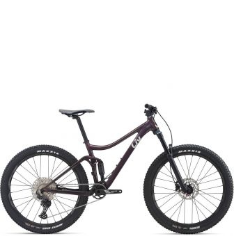 Велосипед Giant Liv Embolden 2 (2021) Rosewood/Desert Sage