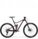 Велосипед Merida One-Twenty 9.600 (2021) MattDk.Purple/Purple-Silver 1