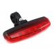 Фара задняя 5 RED LED 2