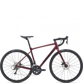 Велосипед Giant Contend AR 3 (2021) Garnet