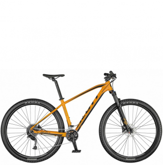 Велосипед Scott Aspect 740 (2021) Orange