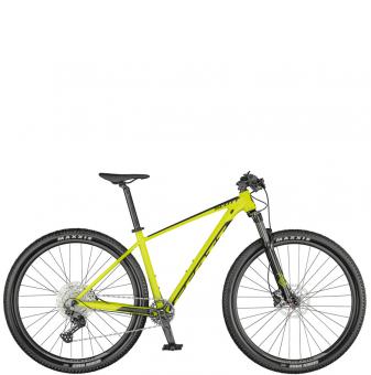 Велосипед Scott Scale 980 (2021) Yellow