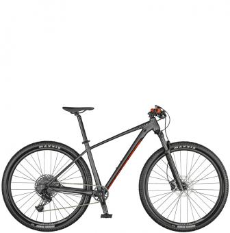Велосипед Scott Scale 970 (2021) Dark Grey