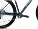 Велосипед Kross Level 5.0 (2021) Blue/Silver Glossy 3