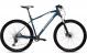 Велосипед Kross Level 5.0 (2021) Blue/Silver Glossy 1