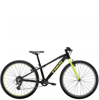 Подростковый велосипед Trek Wahoo 26 (2021) Trek Black/Volt