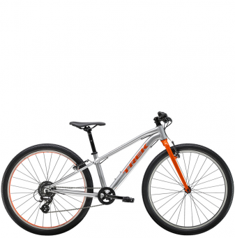 Подростковый велосипед Trek Wahoo 26 (2021) Quicksilver/Roarange