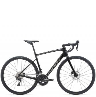 Велосипед Giant Defy Advanced 2 (2021) Carbon/Charcoal/Chrome
