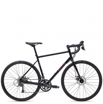 Велосипед гравел Marin Nicasio (2021) Black