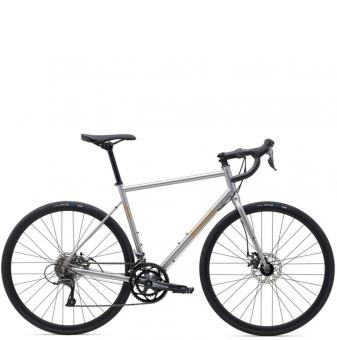 Велосипед гравел Marin Nicasio (2021) Silver