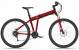 Велосипед Stark Cobra 26.2 D (2021) красный/серый 1