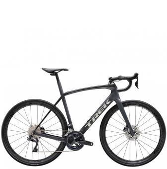 Велосипед Trek Domane SL 7 (2021) Matte Charcoal/Trek Black