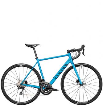 Велосипед Canyon Endurace 7 Disc (2021) Airwave Blue