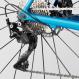 Велосипед Canyon Endurace 7 Disc (2021) Airwave Blue 4