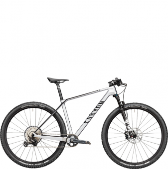 Велосипед Canyon Exceed CF 6 (2021) Quick Silver