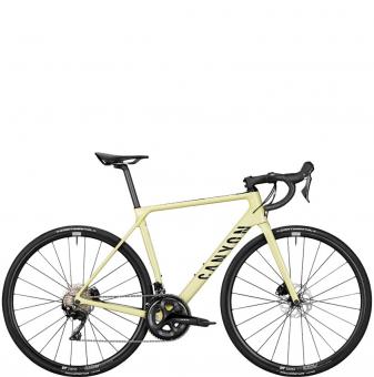 Велосипед Canyon Endurace CF SL 7 Disc (2021) Frozen Yellow