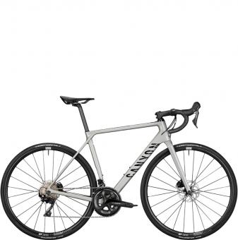 Велосипед Canyon Endurace CF SL 7 Disc (2021) Stealth Grey