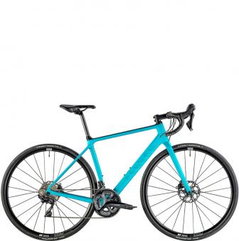 Велосипед Canyon Endurace WMN CF SL Disc 7.0 (2021) Aquamarin