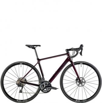 Велосипед Canyon Endurace WMN CF SL Disc 7.0 (2021) Burgundy Tinted