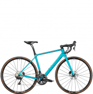 Велосипед Canyon Endurace CF SL 8 WMN Disc (2021) Aquamarin