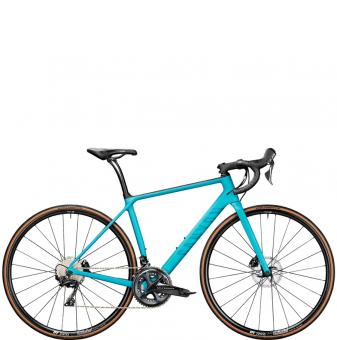 Велосипед Canyon Endurace CF SL 8 WMN Disc (2021) Aquamarin