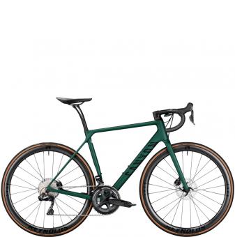Велосипед Canyon Endurace CF SL 8 Disc Aero (2021) Off Navy