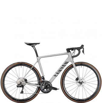 Велосипед Canyon Endurace CF SL 8 Disc Aero (2021) Stealth Grey